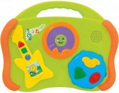 Развивающий центр KIDDIELAND Музыкальные инструменты 6 в 1 052886