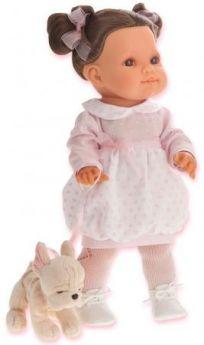 """Кукла Munecas Antonio Juan """"Андреа"""" 38 см 2264P"""