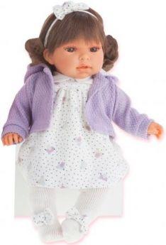 Лорена в фиолетовом