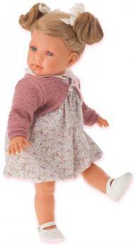 "Кукла Munecas Antonio Juan ""Блондинка Аделина"" 55 см 1821P"