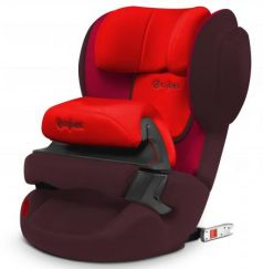Автокресло Cybex Juno 2-Fix (rumba red)