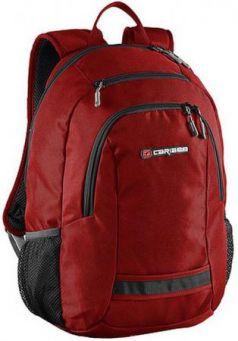 Рюкзак ортопедический CARIBEE Nile 30 л красный