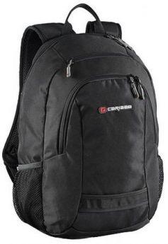 Рюкзак ортопедический CARIBEE Nile 30 л черный