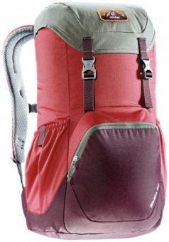 Школьный рюкзак Deuter WALKER 20 20 л красный