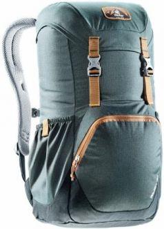 Школьный рюкзак Deuter WALKER 20 20 л черный
