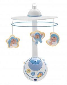 Подвеска-мобиль Chicco Волшебные звезды (голубая)