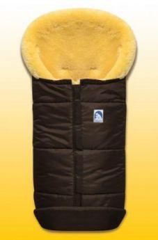 Конверт из овчины Heitmann Felle 975 Premium Lambskin Cosy Toes (мокка)