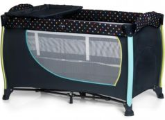 Манеж Hauck Sleep`n Play Center 2 (multi dots navy)
