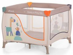 Манеж Hauck Sleep`n Play SQ (animals)