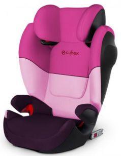 Автокресло Cybex Solution M-Fix SL (purple rain)