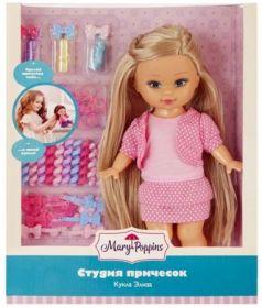 """Кукла Mary Poppins """"Студия причесок"""" - Элиза 25 см"""