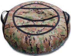 Тюбинг BELON Эконом камуфляж СВ-004-О/К резина текстиль камуфляж