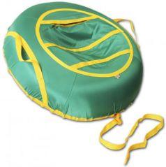 Тюбинг BELON Эконом зеленый СВ-004-О/З резина текстиль зеленый