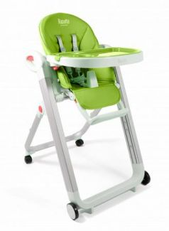 Стульчик для кормления Nuovita Futuro Bianco (verde)