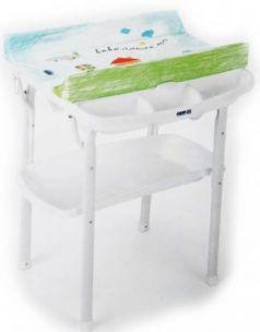 Стол пеленальный с ванночкой Cam Aqua (цвет 222)
