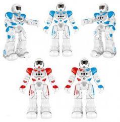 """Робот на радиоуправлении Shantou Gepai """"Робот"""" белый от 3 лет пластик, металл"""