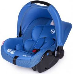 Автокресло Baby Care Lora (blue)