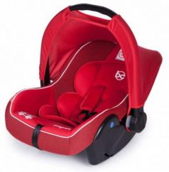 Автокресло Baby Care Lora (red)