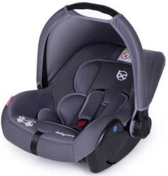 Автокресло Baby Care Lora (grey-grey)