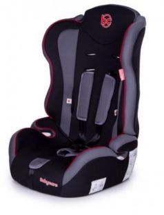 Автокресло Baby Care Upiter (black-red)