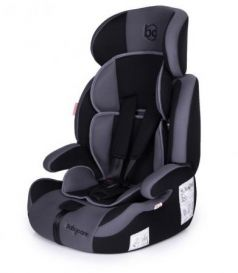Автокресло Baby Care Legion (grey 1023-black)