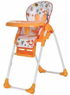 Стульчик для кормления Everflo Forest (orange)