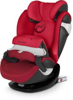 Автокресло Cybex Pallas M-Fix (rebel red)