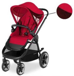 Прогулочная коляска Cybex Balios M (rebel red)