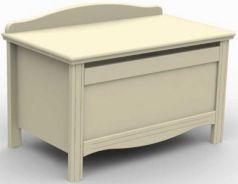 Ящик для игрушек Fiorellino Slovenia (слоновая кость)