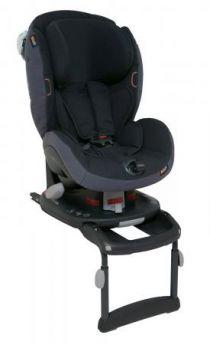 Автокресло BeSafe iZi-Comfort X3 Isofix (midnight black melange 528101)
