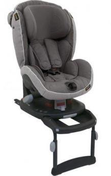 Автокресло BeSafe iZi-Comfort X3 Isofix (metallic melange)