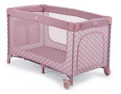 Кровать-манеж Happy Baby Martin (rose)