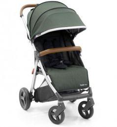 Прогулочная коляска с накидкой на ножки Oyster Zero (olive green)