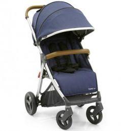 Прогулочная коляска с накидкой на ножки Oyster Zero (oxford blue)