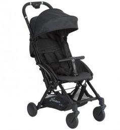 Прогулочная коляска Hartan Bit (цвет black melange)