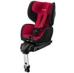 Автокресло Recaro OptiaFix (racing red)