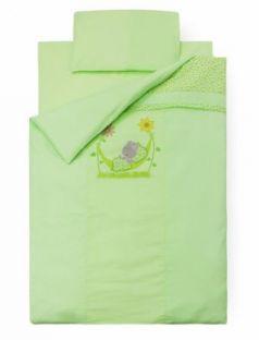 Комплект постельного белья Золотой Гусь Сладкий сон (зеленый)