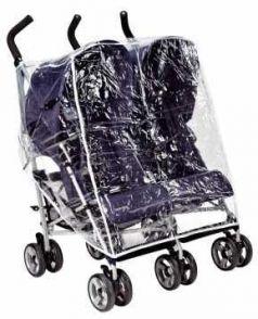 Дождевик для коляски Inglesina Twin Swift