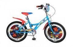 """Велосипед двухколёсный Навигатор Супермен 20"""" красно-синий ВН20170"""