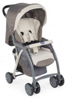 Прогулочная коляска Chicco Simplicity Plus Top (moka)