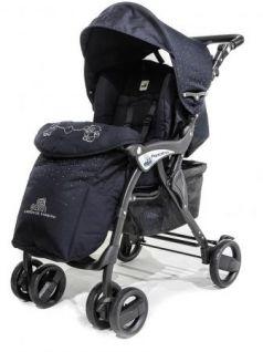 Прогулочная коляска Cam Portofino (цвет 406/синий с кристаллами)