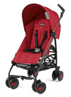Коляска-трость Peg-Perego Pliko Mini (geo red)
