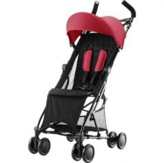 Коляска прогулочная Britax Holiday (flame red)