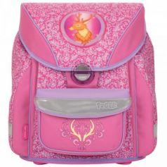 Рюкзак школьный CHAMP SERIES COLLECTION, 2 съемн.апп, разм.38х32х22см, анат.спинка, роз.для девочек