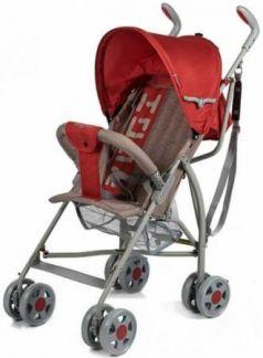 Коляска-трость Baby Care Hola (red 18)