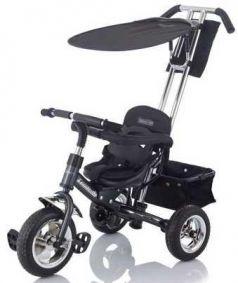 Велосипед трехколёсный Jetem Lexus Trike Next Generation 250/215 мм черный