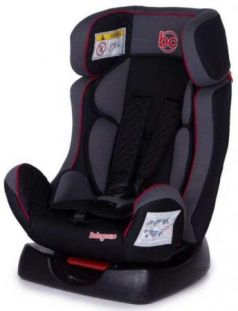 Автокресло Baby Care Nika (черный-серый 1008)