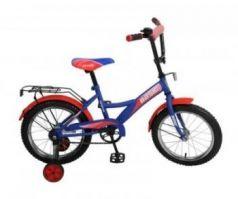 Велосипед двухколёсный Navigator Basic сине-красный ВН16104Н
