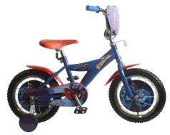 Велосипед двухколёсный MARVEL Человек Паук синий