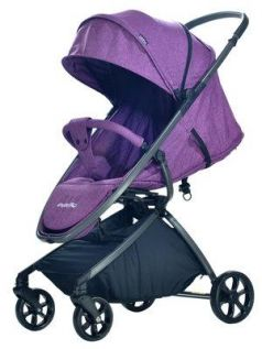 Коляска прогулочная Everflo Easy Guard (purple)